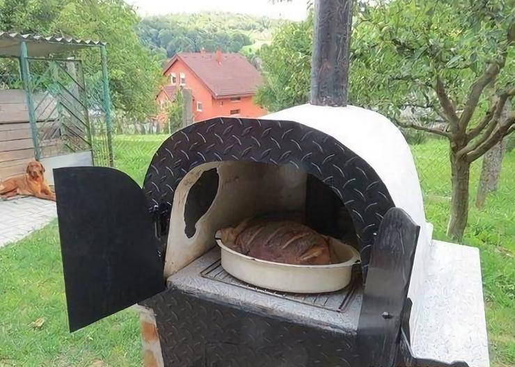 дымоход для печи
