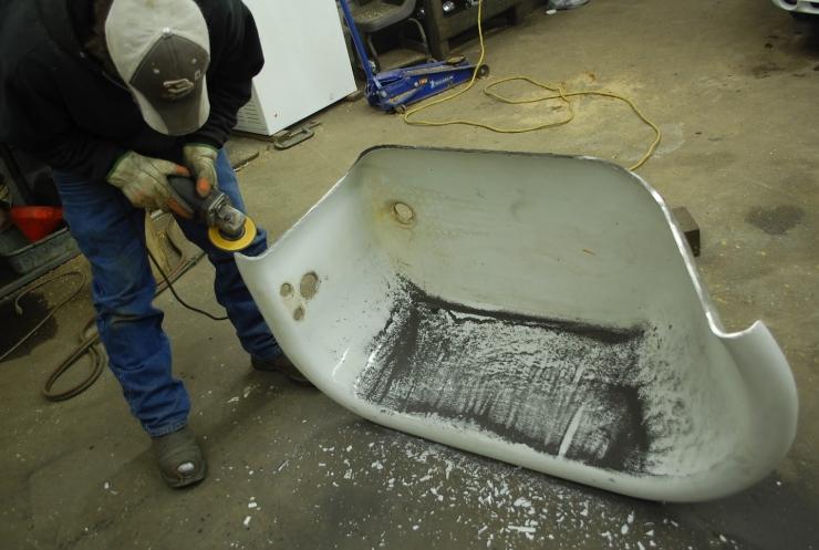 печь из чугунной ванной